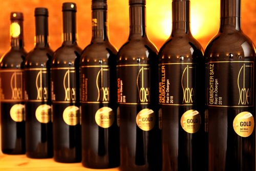 Große Auszeichnung – 7 x GOLD bei NÖ-Weinprämierung 2019