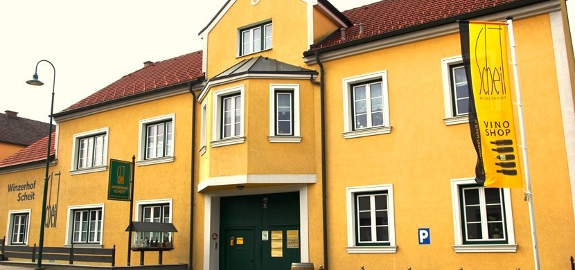 Winzerhof Scheit - Der Winzerhof