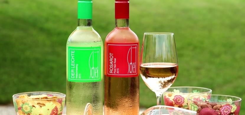 Coole Sommerweine – ab 12 Fl. frei Haus und das österreichweit!