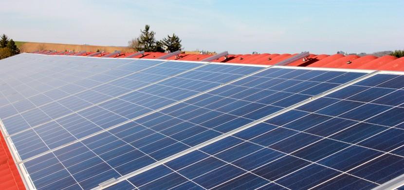 Winzerhof Scheit - Photovoltaikanlage